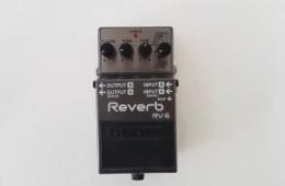 Boss RV-6 Reverb Taiwan