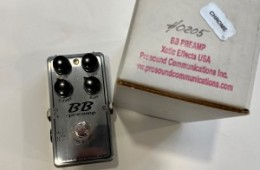 Xotic BB Preamp Chrome