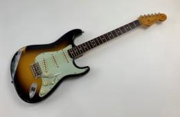 Fender Stratocaster 1963 Cruz Designed