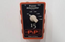 Plug & Play Power Attenuator 15