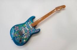 Fender Stratocaster Blue Flower Japan