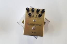 Fender Pugilist Distorsion