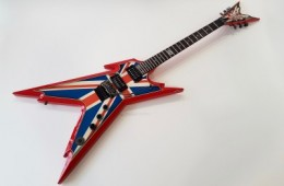 Dean Razorback Union Jack