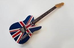 Tokai Breezysound TTE-70 Union Jack