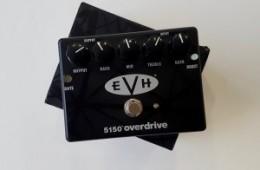 MXR EVH5150 Overdrive Dunlop