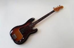 Squier Precision Bass JV 1983 Japan