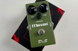 Maxon D&S Distortion/Sustainer