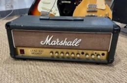 Marshall 3210 Lead 100 Mosfet 1985