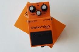 Boss DS-1 Distortion Japan 1985
