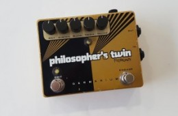 Pigtronix Philosopher's Twin