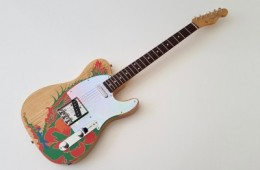 Fender Telecaster Dragon Jimmy Page