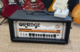 Orange Rockerverb 50 Head MKII