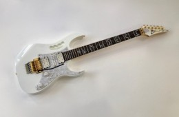 Ibanez JEM7V Prestige 2011 White