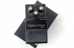Boss DS-1-4A Distortion 40th